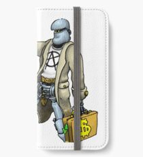 Daddy was a bank robber iPhone Wallet/Case/Skin