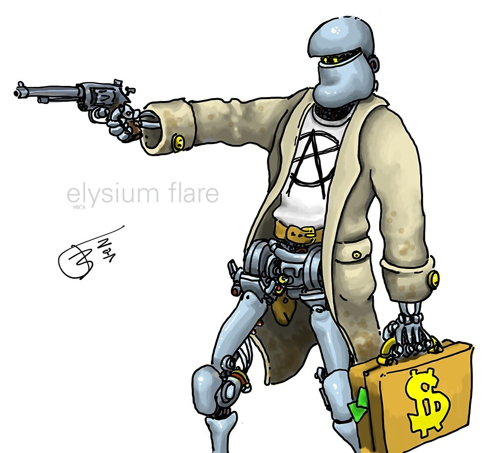 Daddy was a bank robber by Brad Murray