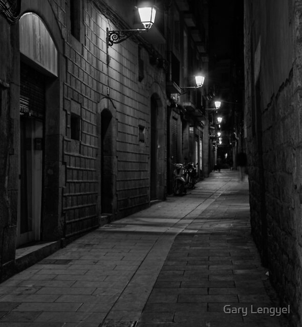 The Alleyway by Gary Lengyel