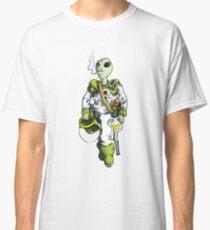 alien pilot is a film fan Classic T-Shirt