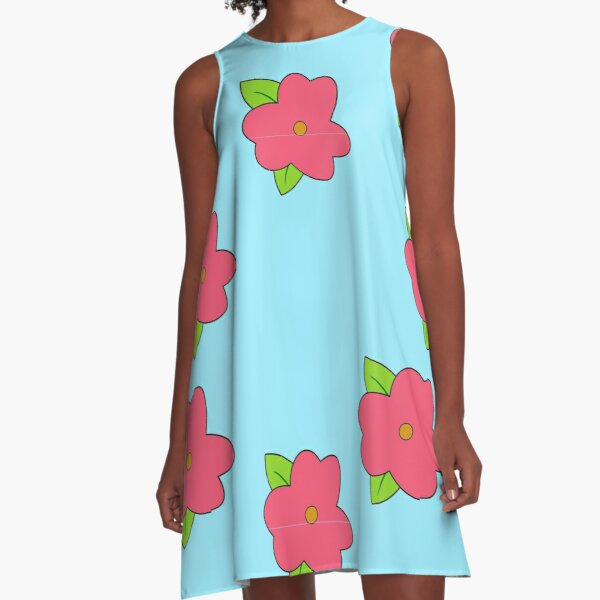 Homers fat dress Vestido acampanado
