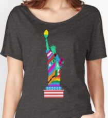 Liberty for All Women's Relaxed Fit T-Shirt