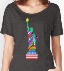 Freiheit für alle Loose Fit T-Shirt