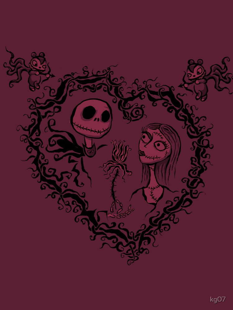 Nightmare Before Valentine's Day by kg07