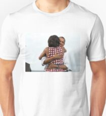 barack and michelle T-Shirt