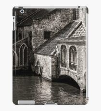 Medieval Architecture Of Bruges iPad Case/Skin