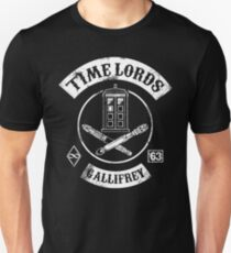 Doctor Who - Gallifrey MC Unisex T-Shirt