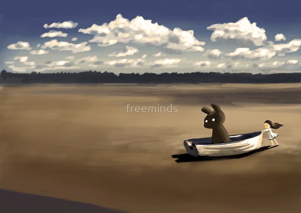 Boat Ride by freeminds