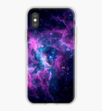 Pink/Purple Galaxy Phone Cases iPhone Case