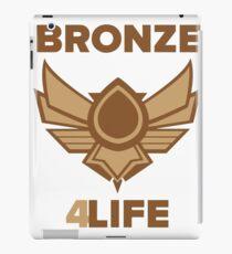 Bronze for life iPad Case/Skin