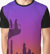 Coruscant Twilight Graphic T-Shirt