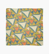 Decades Young 70's Living Room Triangles Scarf