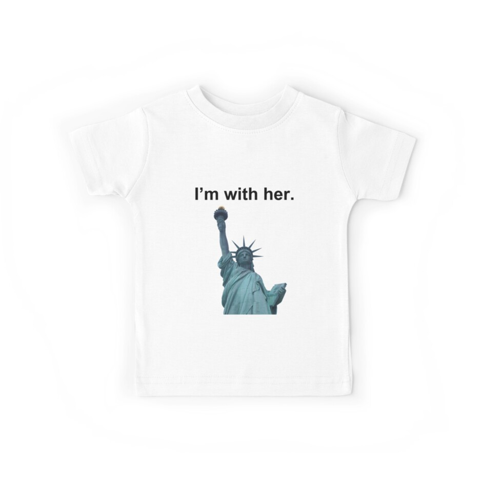 I'm With Her - Liberty by ResistNow