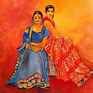 Indian Sisters  by BeenaKhan