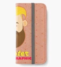 Hipster Graphics iPhone Wallet/Case/Skin