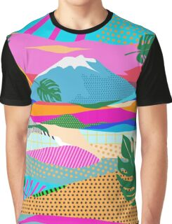 beautiful colors scenery Graphic T-Shirt