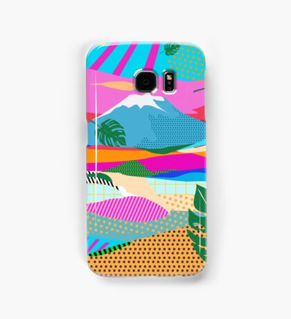 beautiful colors scenery Samsung Galaxy Case/Skin