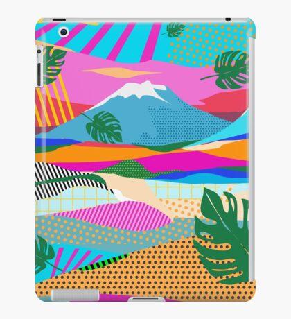 beautiful colors scenery iPad Case/Skin