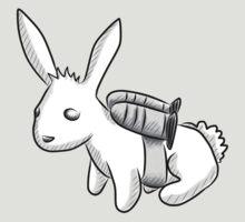Rocket Bunny | Unisex T-Shirt