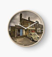 The Goathland Hotel  Clock