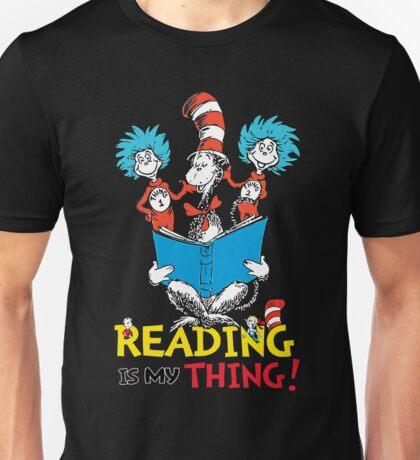 Reading Day Unisex T-Shirt