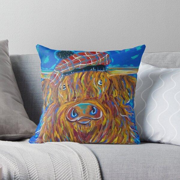 Hamish Throw Pillow