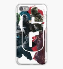 Rainbow Six Siege: Choose your Operator iPhone Case/Skin