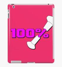 100% Baton Twirling  iPad-Hülle & Klebefolie