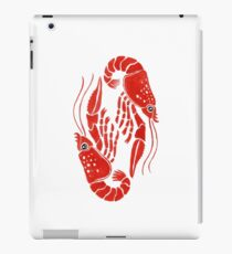 Lobsters iPad Case/Skin