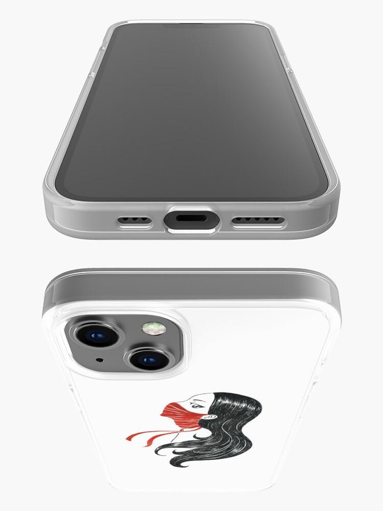 Alternate view of Speak not iPhone Case