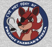 Five Nights at Freddy's - I've Met Foxy | Unisex T-Shirt