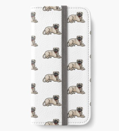 Bull Mastiff iPhone Wallet