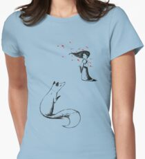 Invitation Womens Fitted T-Shirt
