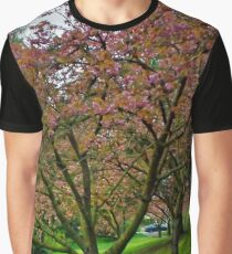 In the Pink, Springtime, Vancouver BC, Canada Graphic T-Shirt