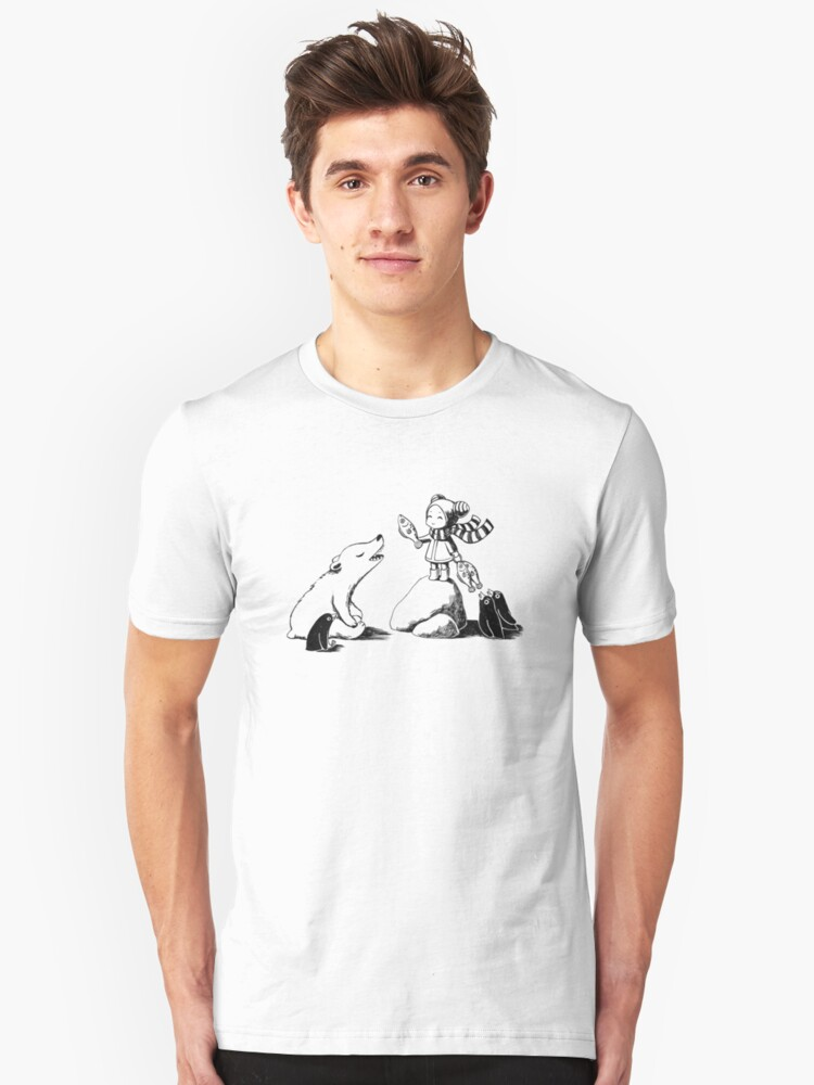 Taming Unisex T-Shirt Front