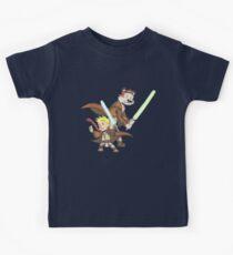 Calvin and Hobbes Star Wars Pals Kids Clothes