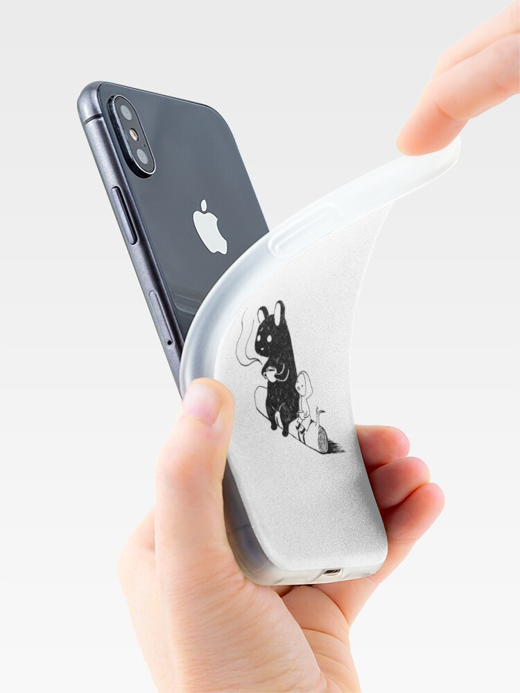 Alternate view of Camping iPhone Case