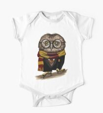Owly Potter One Piece - Short Sleeve