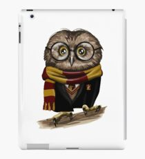 Owly Potter iPad Case/Skin