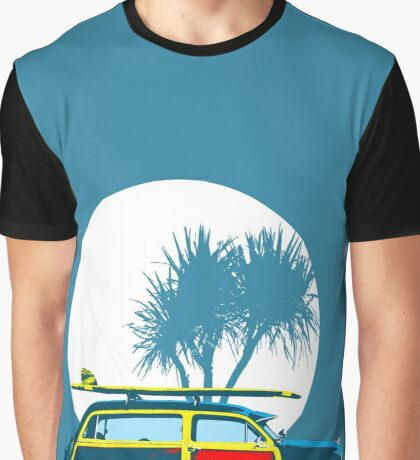 Woody surfs up Graphic T-Shirt