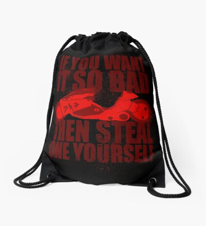 You Want One Drawstring Bag