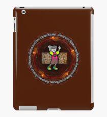 Team G.O.J.I. : A place for Joe to put his Colossi iPad Case/Skin