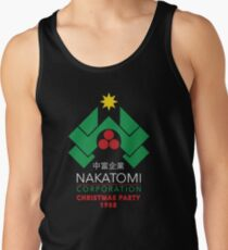 Nakatomi Corporation - Christmas Party Tank Top