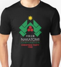 Nakatomi Corporation - Christmas Party Unisex T-Shirt