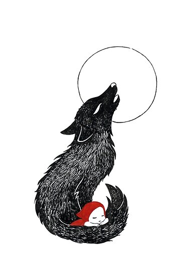Red riding hood by freeminds