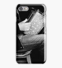 Music in Progress... iPhone Case/Skin