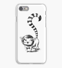 Lemur iPhone Case/Skin