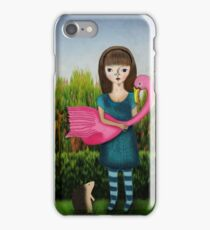 Croquet Anyone? iPhone Case/Skin