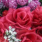 Valentine Roses by Jane Neill-Hancock