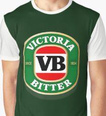Victoria Bitter Beer Graphic T-Shirt